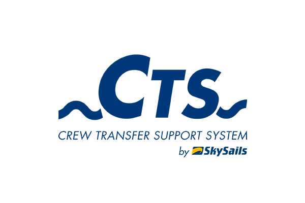 SkySails CTS - Crew Transfer Support System Logo
