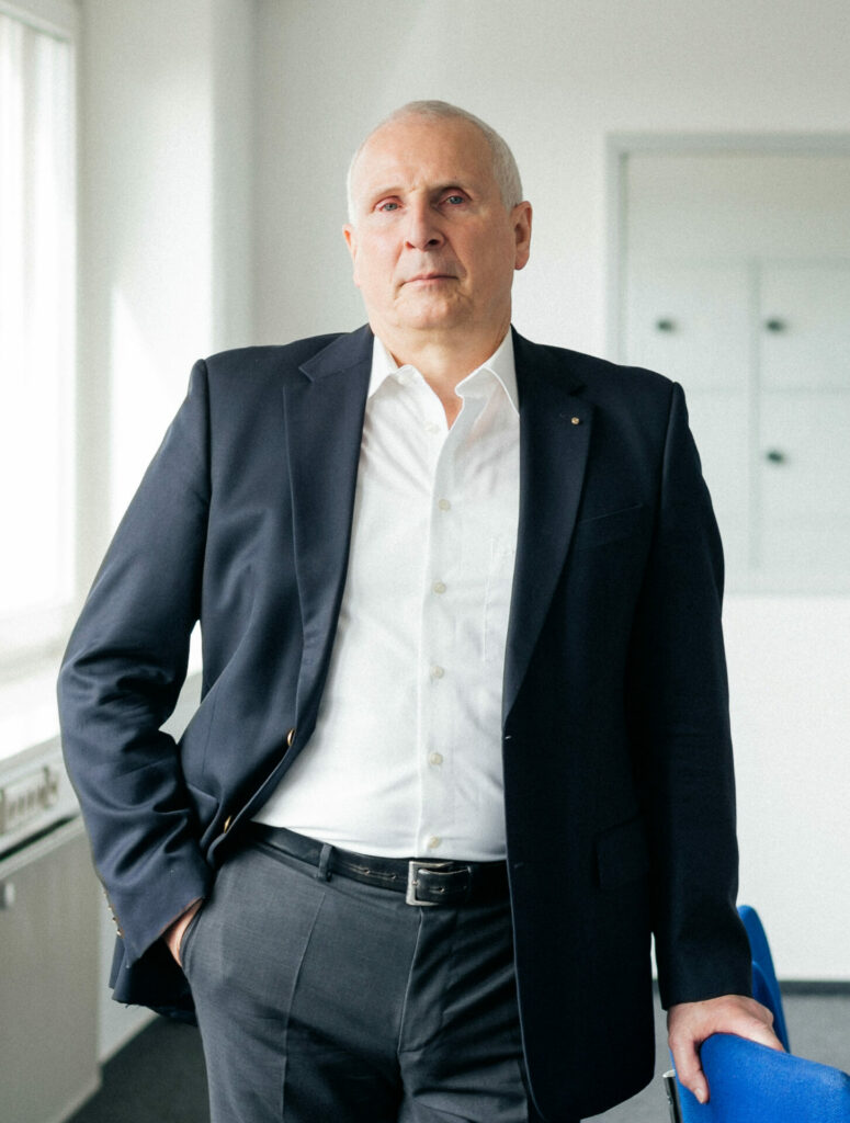 Wind Energy is our Passion: Hanns-Ulrich Hasse, Director Finances & Law at SkySails.
